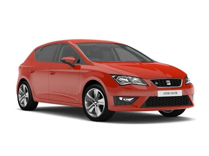 seat leon hatchback 2 0 tdi 184 fr contract hire and car. Black Bedroom Furniture Sets. Home Design Ideas