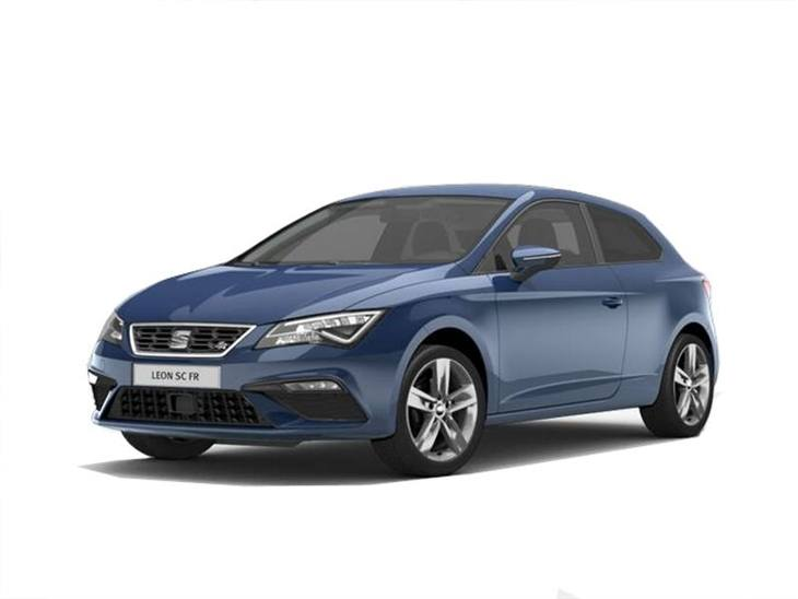 seat leon sport coupe 1 4 tsi fr technology car leasing. Black Bedroom Furniture Sets. Home Design Ideas