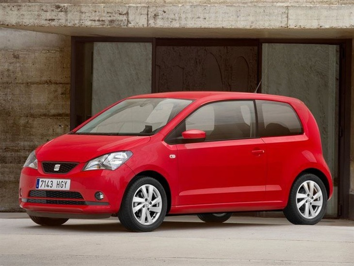 seat mii 1 0 s 3dr ac contract hire and car lease from. Black Bedroom Furniture Sets. Home Design Ideas