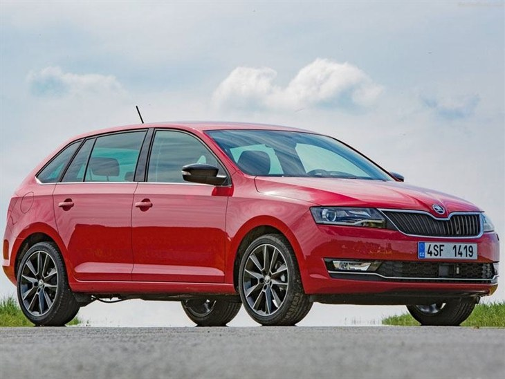 skoda rapid spaceback 1 0 tsi 95 s car leasing. Black Bedroom Furniture Sets. Home Design Ideas