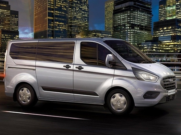 Ford Transit Custom SWB *New Model*