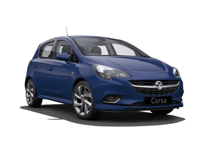 Vauxhall Corsa 5 Door 1 4 Sri Vx Line Nav Black Car Leasing Nationwide Vehicle Contracts