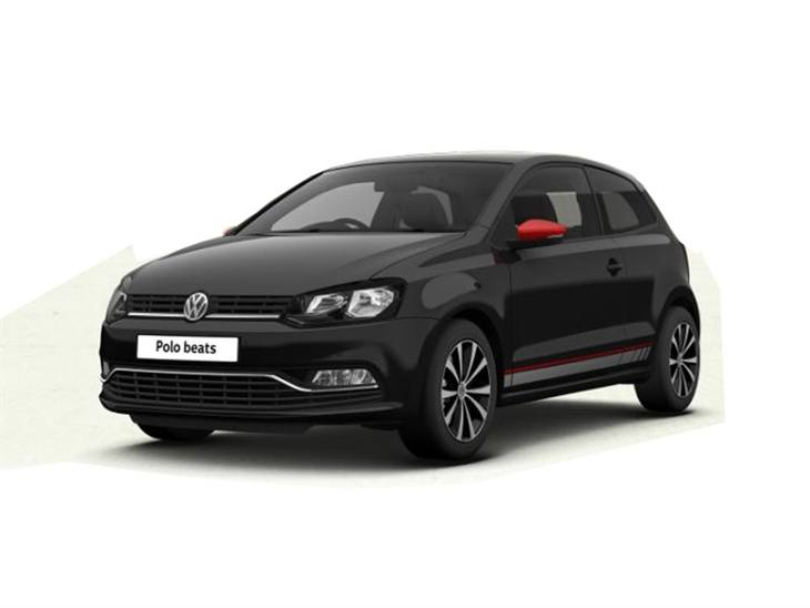 volkswagen polo 3 door 1 0 75 beats car leasing nationwide vehicle contracts. Black Bedroom Furniture Sets. Home Design Ideas