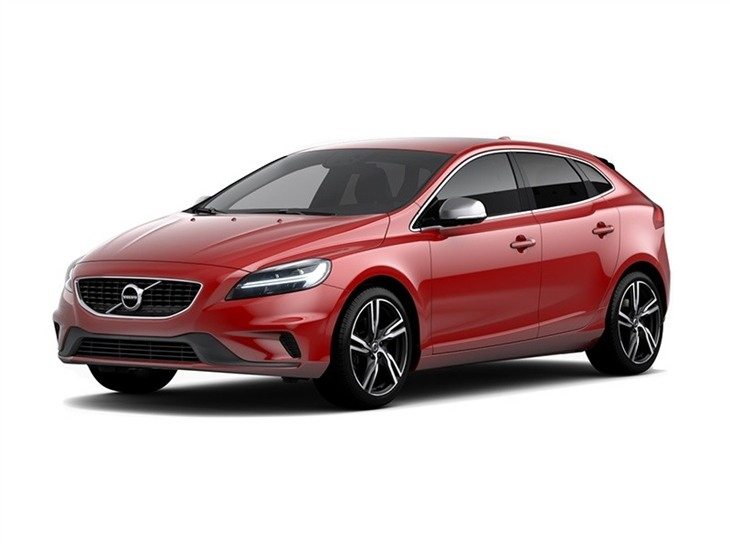 Volvo V40 T2 (122) R DESIGN Pro   Car Leasing   Nationwide Vehicle Contracts