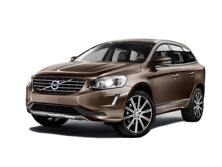 Volvo XC60 Brown Front