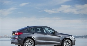 The New BMW X4 joins the BMW X family