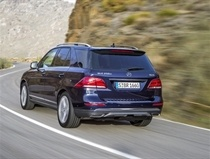 Mercedes-Benz GLE Estate
