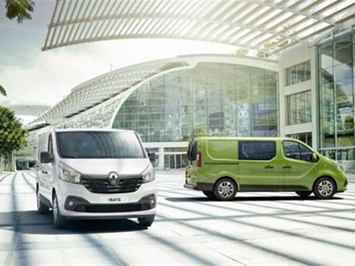 Renault Trafic LL29 dCi 120 Sport Nav | Van Leasing | Nationwide Vehicle  Contracts
