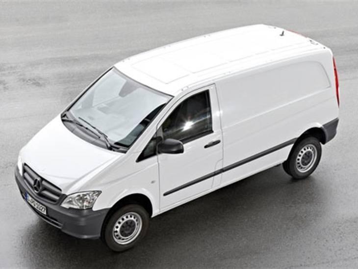 mercedes benz vito long 116cdi sport crew van auto van. Black Bedroom Furniture Sets. Home Design Ideas