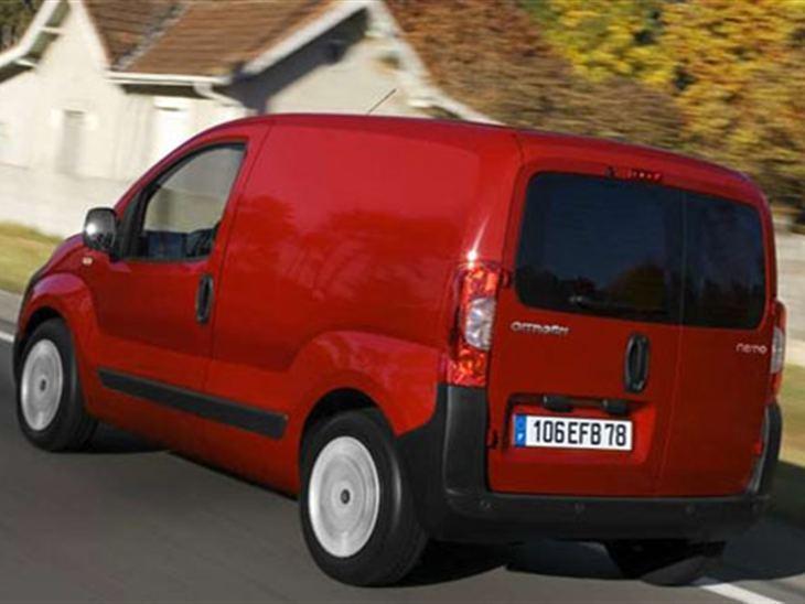 Vans leasing deals