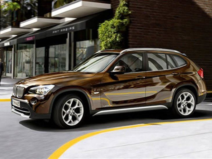Bmw X1 Sdrive 18d Se Step Auto Car Leasing Nationwide