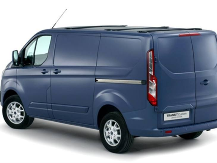 van leasing ford transit custom swb 270 low roof limited. Black Bedroom Furniture Sets. Home Design Ideas