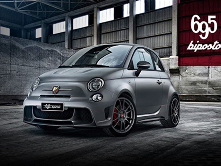 Fiat Abarth 695 Hatchback