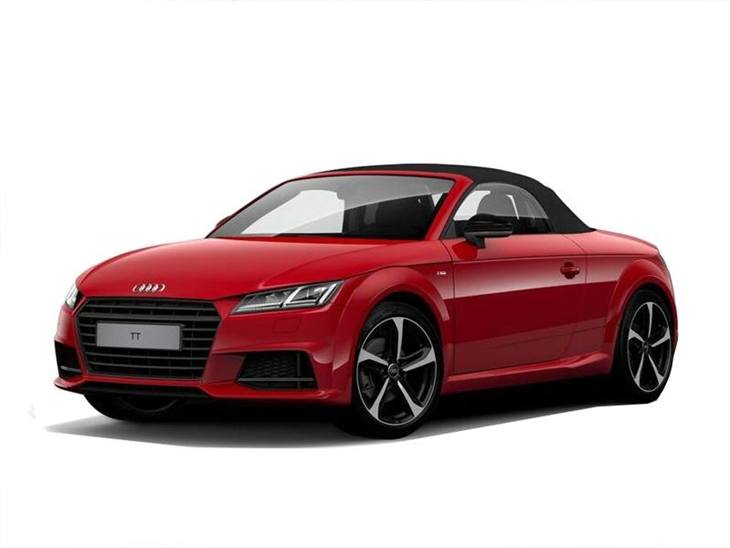 Audi TT Roaster black edition