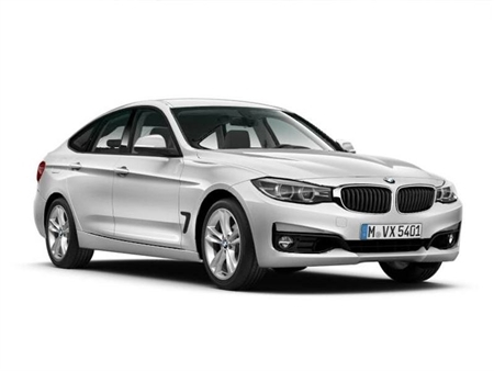 BMW 3 Series Gran Turismo 320i SE (Business Media)
