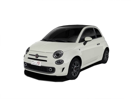 Fiat 500 Convertible 1.2 S Dualogic