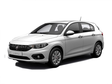 Fiat Tipo Hatchback 1.4 Easy Plus