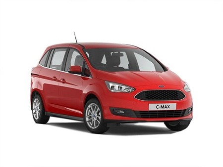 Ford Grand C Max 1.5 TDCi Zetec Powershift