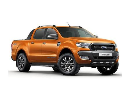Ford Ranger Double Cab Wildtrak 3.2 TDCi 200 Auto