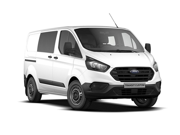 Ford Transit Custom Double Cab