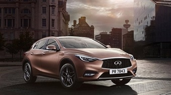 2 Year Stock Deal on Infiniti Q30 1.5d SE 5 Door [Business Pack]