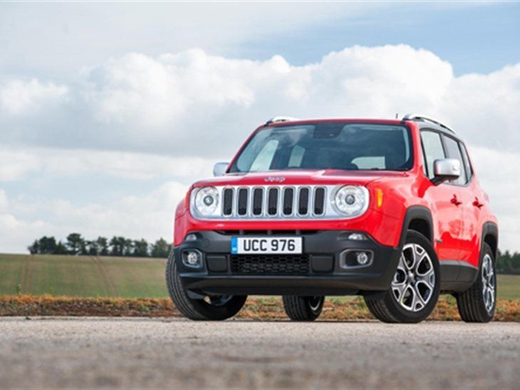 Jeep Renegade 2 0 Multijet Trailhawk 4wd Auto Car Leasing Nationwide Vehicle Contracts