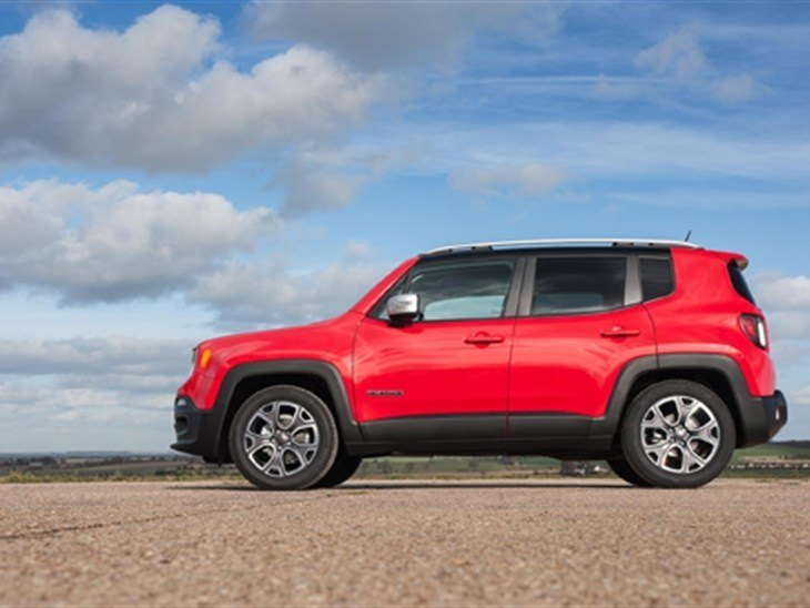 Jeep Renegade 1 0 T3 GSE Sport 5dr | Car Leasing | Nationwide Vehicle  Contracts