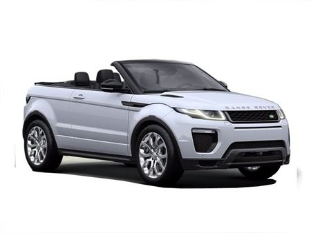 Land Rover Range Rover Evoque Convertible 2.0 TD4 HSE Dynamic Lux Auto