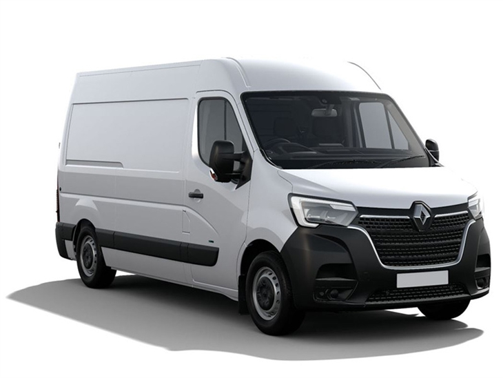 Renault Master Electric