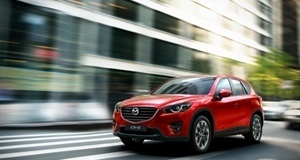 Updated 2015 Mazda CX-5 Now Available to Lease