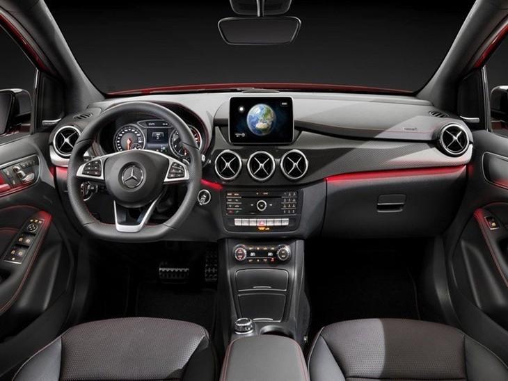 mercedes-benz b class b180 amg line auto | car leasing | nationwide