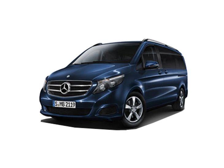 mercedes benz v class v250 d amg line auto extra long. Black Bedroom Furniture Sets. Home Design Ideas