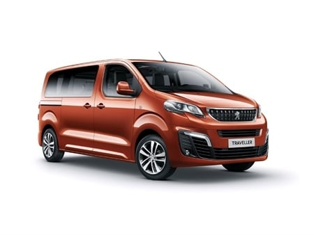 Peugeot Traveller 1.6 BlueHDi 115 Business Compact (9 Seat)