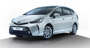 Specification improvements introduced for the 2015 Toyota Prius+