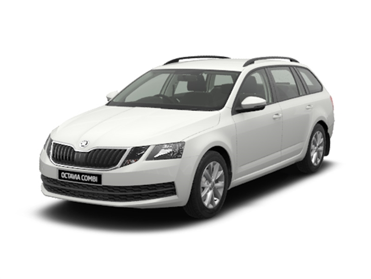 skoda octavia estate 2.0 tsi 245 vrs dsg (black pack) | car