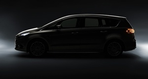 The New Ford S-Max: the S-Max Reinvented