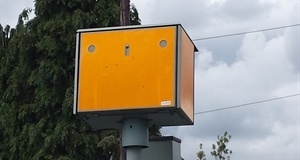 One of the Reasons we have Speed Cameras