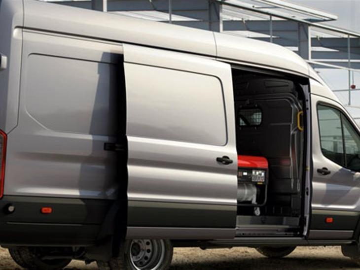 ford transit lwb 330 l3 fwd 2 0 tdci 130ps h3 van van. Black Bedroom Furniture Sets. Home Design Ideas