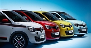 Third Generation Renault Twingo Prepares for Delivery.