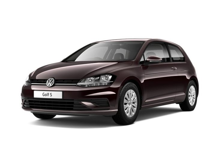 volkswagen golf hatchback 1 0 tsi s 5dr car leasing nationwide vehicle contracts. Black Bedroom Furniture Sets. Home Design Ideas