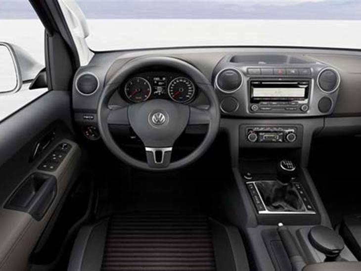 Volkswagen Amarok A33 Highline 3.0 V6 TDI 204 BMT 4M Auto | Van Leasing | Nationwide Vehicle ...