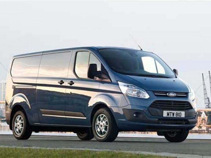 Ford Transit Custom LWB