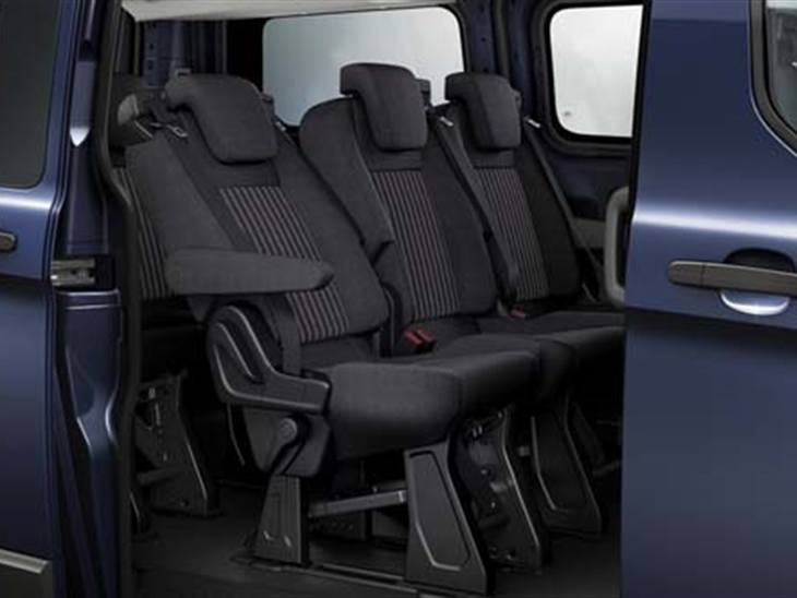 Van Leasing Ford Transit Custom Double Cab 290 Swb Low