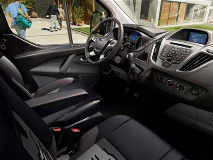 ford transit custom 290 limited lwb low roof car interior design. Black Bedroom Furniture Sets. Home Design Ideas