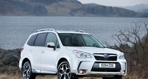 Subaru Forester Wins Best Family 4x4 Title