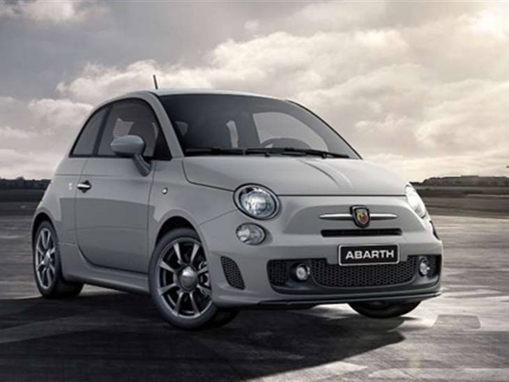 Fiat Abarth 595 Hatchback