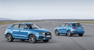 The New Audi Q3 and RS Q3 - Now Available to Lease