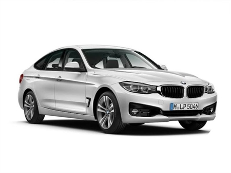 BMW 3 Series Gran Turismo 320i Sport (Business Media)