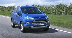 The new Ford Ecosport; Small Car, SUV or BOTH?