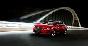 Mazda Upgrade the Mazda6 for 2015